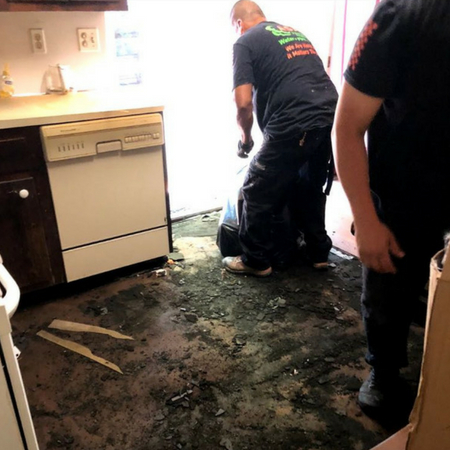Water Damage Restoration Long Island NY Image 1